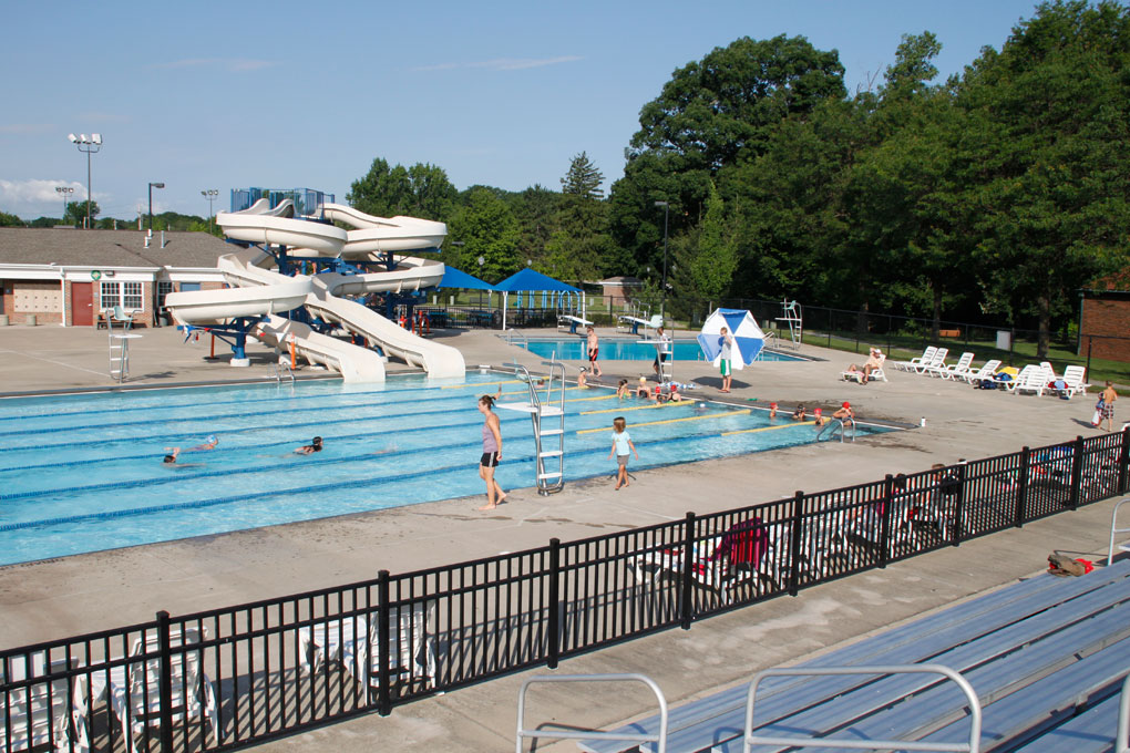 Pool Gallery City Of Parma Heights Ohio
